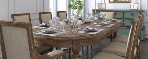 Choisir ses meubles de salle à manger